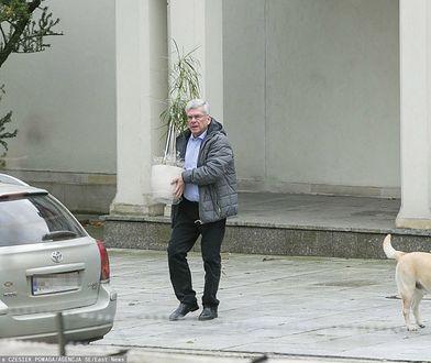 Stanisław Karczewski wyprowadził się z rządowej willi
