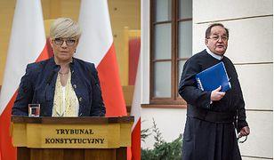 """Wyróżnienie dla Przyłębskiej zainspirowało internautów. Wskazali m.in. """"Człowieka abstynencji"""""""
