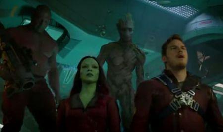 """""""Strażnicy Galaktyki """": Trzy nowe zwiastuny"""