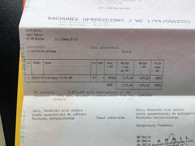 Za licencję zapłaciliśmy dokładnie 3.873.622 zł, czyli ponad połowę naszej gaży