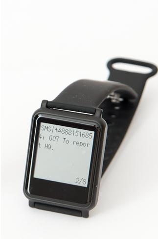 Iwown i7 - opaska czy już zegarek?
