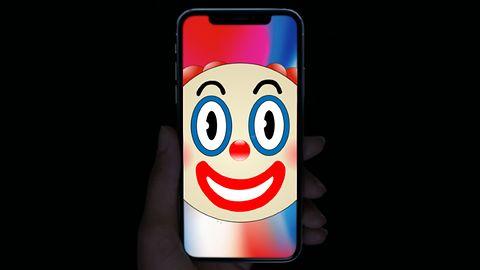 iPhone X: logowanie do bankowości na razie tylko PIN-em