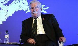 Lech Wałęsa zrzekł się nagrody Człowieka Roku