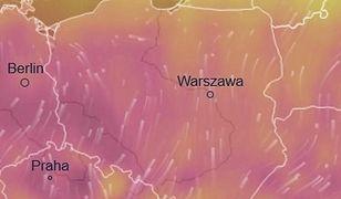Tak będzie gorąco w Polsce w poniedziałek w południe