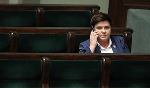 Beata Szydło coraz bardziej samotna w PiS