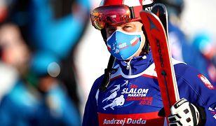 Prezydent Andrzej Duda na zawodach narciarskich. Zapowiadane protesty