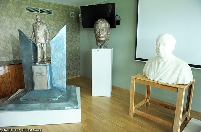 Tak będzie wyglądać pomnik Lecha Kaczyńskiego