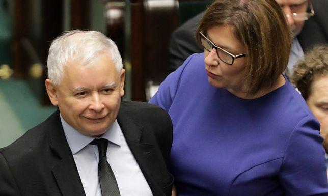 Jarosław Kaczyński spędził w szpitalu niemal cały maj