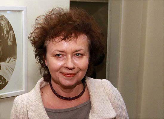 Szczepkowska została nowym prezesem ZASP-u