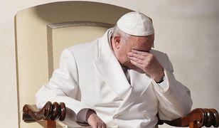 Papież Franciszek upomniał kapłanów