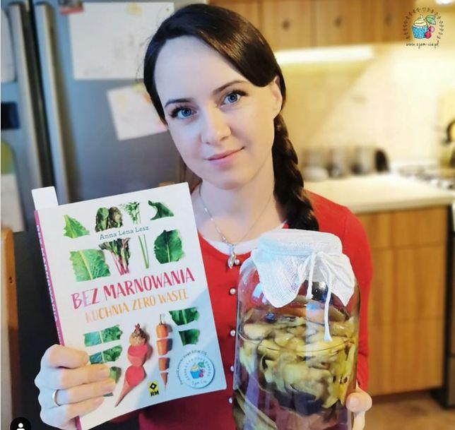 Jak gotować, by nie marnować. Rozmowa z Anną Lesz