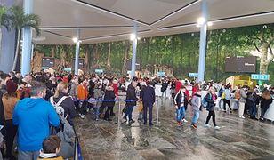 Tłumy na otwarciu Suntago Wodny Świat w Park of Poland