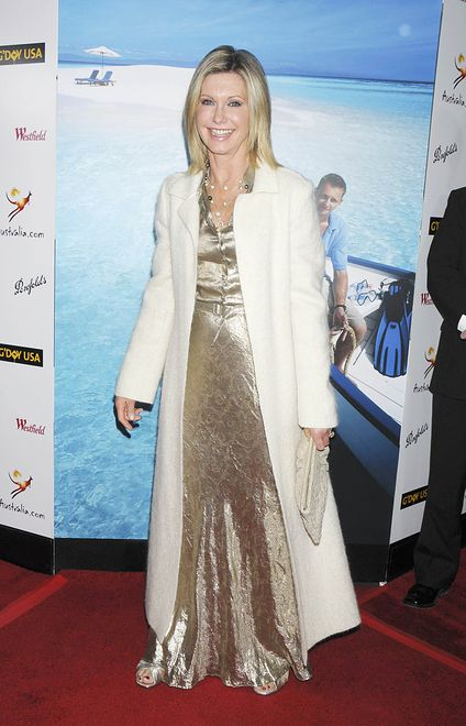 January 19, 2008  Hollywood, Ca. Olivia Newton-John G'Day USA Australia.com Black Tie Gala Held at Hollywood & Highland � Tammie Arroyo / AFF-USA.com