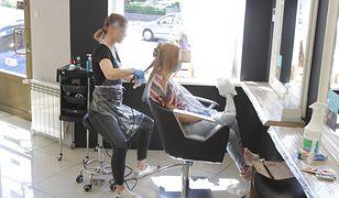 Koronawirus w Polsce. Salon fryzjerski zamknięty, 4 pracowników zakażonych