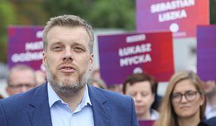 Wybory parlamentarne 2019. Adrian Zandberg: Schetyna ustępuje pola Kaczyńskiemu