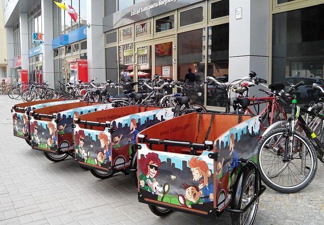 Wróciły rowery towarowe. Gdzie je wypożyczyć?