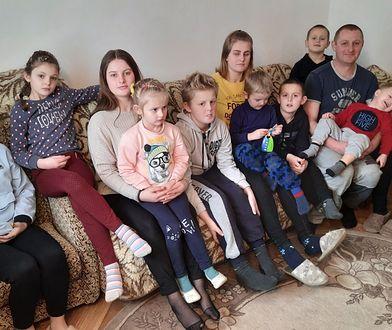"""To może być największa polska rodzina na Ukrainie. """"My nie żyjemy, my wegetujemy"""""""
