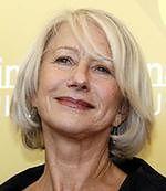 Helen Mirren po Oscara bez majtek