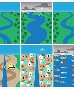 Czy to są przyczyny powodzi? Ekspert nie ma wątpliwości