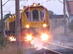 Pociąg z piekła rodem