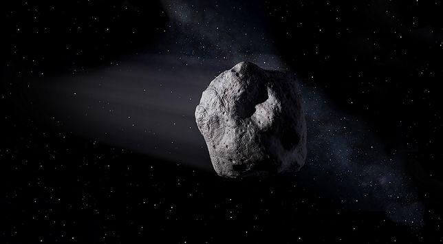 NASA poinformowała, że asteroida 2018VP1 zmierza w kierunku Ziemi