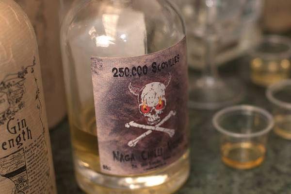 Naga Chilli Vodka