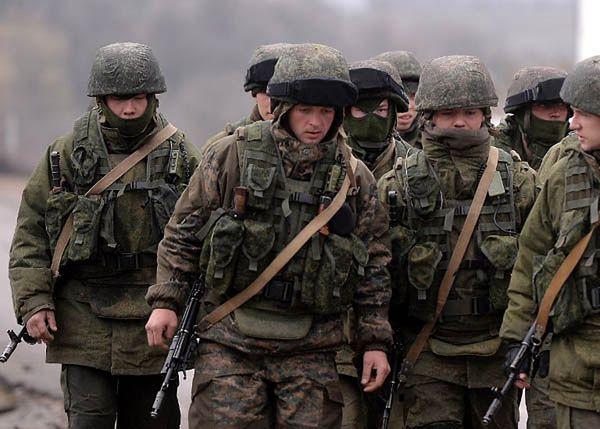 W Rosji i na Ukrainie rośnie opór przeciwko wysyłaniu żołnierzy na bratobójczą wojnę