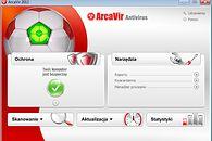 ArcaVir Antivirus 2012 - minirecenzja.