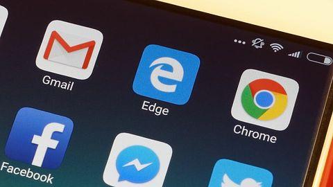 Microsoft Edge na Androida: synchronizacja haseł i ciemny motyw