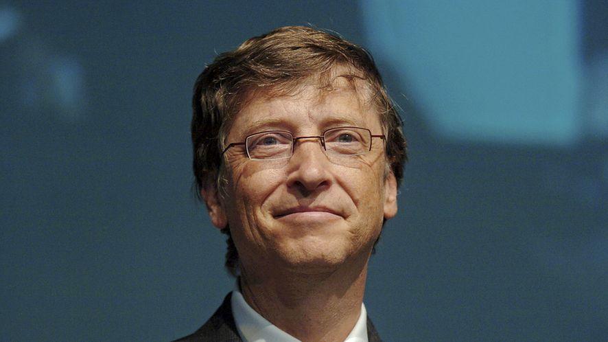 Bill Gates, fot. Shutterstock.com