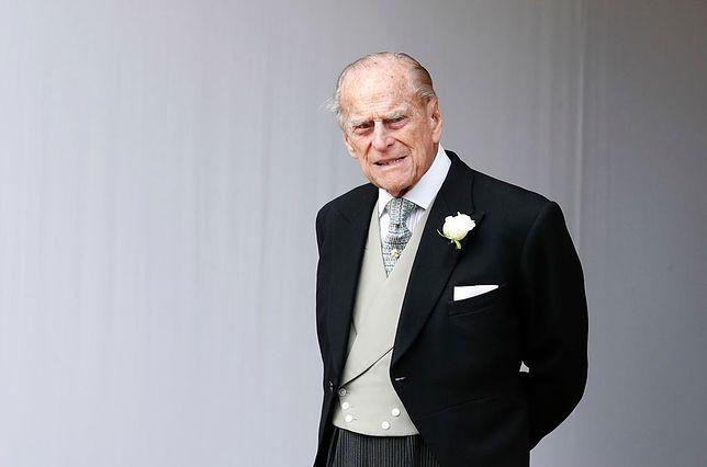 Meghan Markle i książę Harry zrezygnowali z królewskich obowiązków. Książę Filip może ostro zareagować