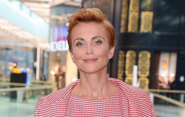 Katarzyna Zielińska w najmodniejszych butach sezonu. Takie kozaki na jesień to hit