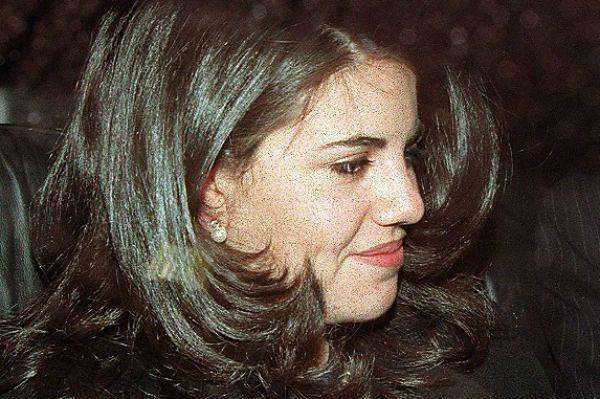 Monica Lewinsky przerywa milczenie