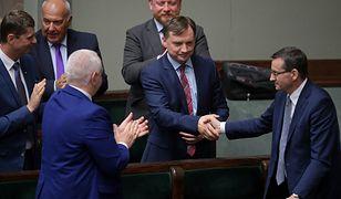 Sejm. Solidarna Polska nie poprze ustawy autorstwa PiS?