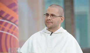 Dominikanin Paweł Gużyński.