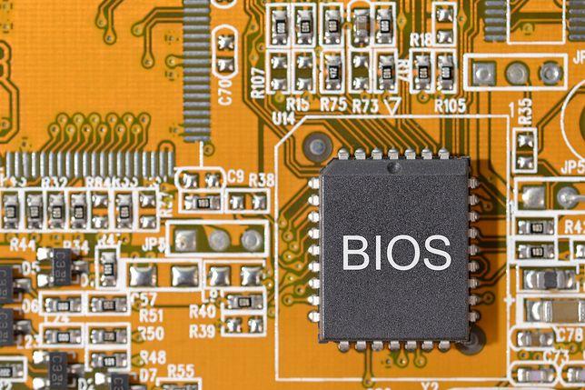 Uruchamianie BIOS-u zajmuje niewiele czasu i jest bardzo proste