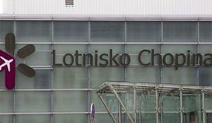 Warszawa. Lotnisko Chopina