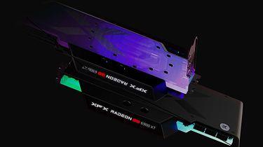 Najpotężniejszy AMD Radeon RX 6900 XT. Ciekawa opcja od XFX - XFX Speedster Zero WB Radeon RX 6900 XT