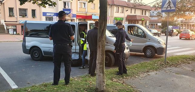 Strzelanina w Gnieźnie. Dwie osoby zatrzymane  Fot: KPP Gniezno