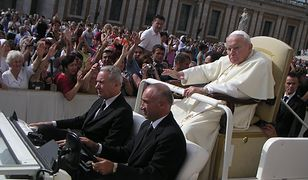 Watykan. Rocznica śmierci św. Jana Pawła II w nadzwyczajnych okolicznościach