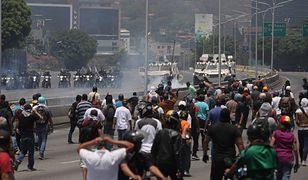 Kryzys w Wenezueli. Prezydent kraju chciał zbiec na Kubę