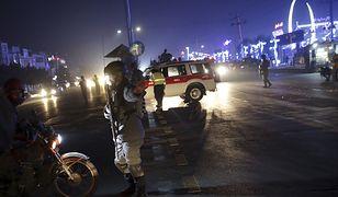Wybuch na sali weselnej w Kabulu. 50 zabitych