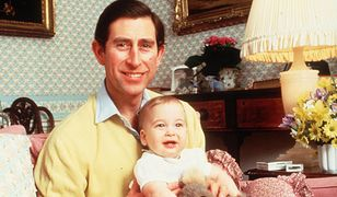 Książę William kończy 38 lat. Jako dziecko był uroczy!