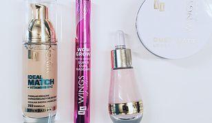 Jesienne nowości marki AA Wings of Color pozwalają zrobić makijaż pełen blasku