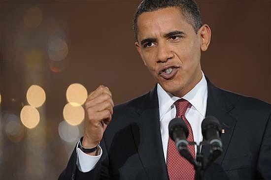 """Obama ostrzega przed """"bezpiecznym niebem"""" dla terrorystów w Pakistanie"""