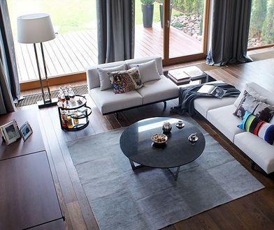Efektowne zasłony ozdobią eleganckie wnętrze