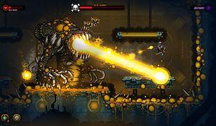 Fury Unleashed - gra w ciągle zmieniającym się komiksie