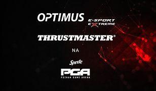Rajdowe i e-sportowe emocje w strefie Thrustmaster i OPTIMUS na PGA 2018