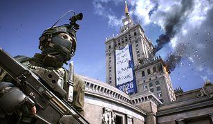 """Zniszczony Pałac Kultury w """"World War 3"""""""