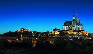 Brno - to jedno z miejsc, które znajdziecie na wirtualnej mapie
